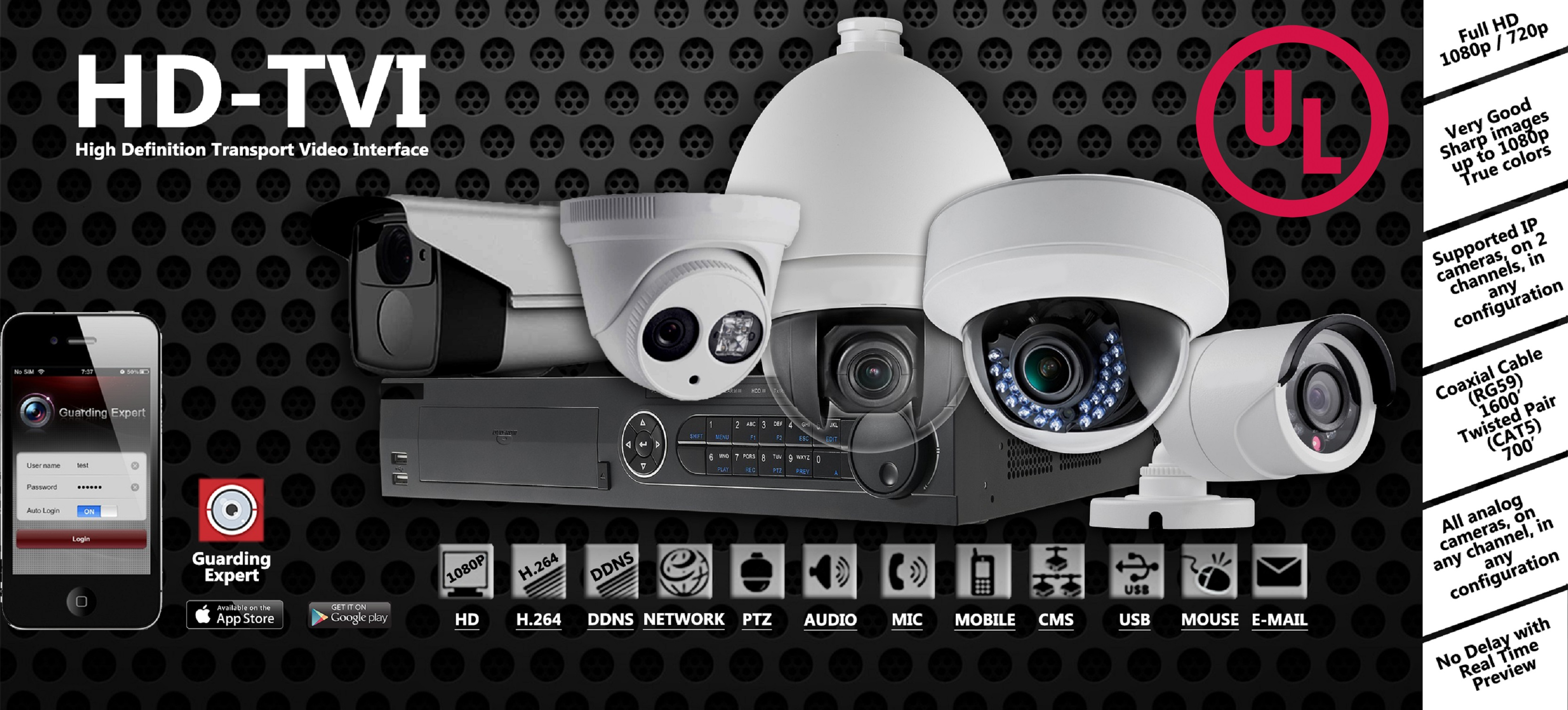 Cctv security cameras distributor in west palm beach for Ip camera design tool